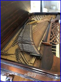 Rosewood Antique Square Piano