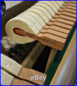 SCHILLER CONCERT 47 UPRIGHT PIANO Black Polish