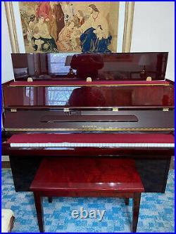 Samick Console Piano Js-42