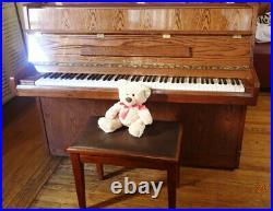 Samick Vertical Piano S-108S