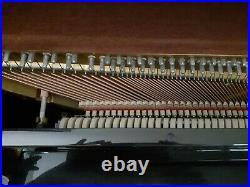 Samick piano upright ebony SU-147S