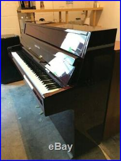 Schafer & Sons VS-40 Console Upright Piano 40 Polished Mahogany