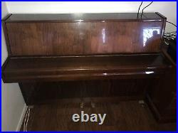 Schafer & Sons upright piano