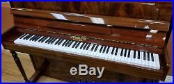 Schiedmayer upright piano made in Germany