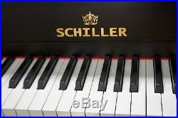 Schiller Performance Frankfurt Studio Upright Piano