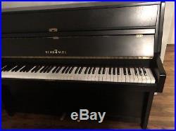 Schimmel Upright Piano