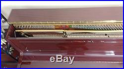 Schirmer & Son Upright Piano Model 118