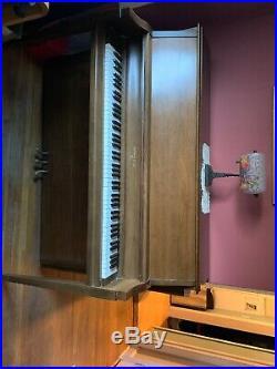 Sohmer & Co New York Upright Piano
