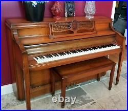Sohmer & Co Upright Piano