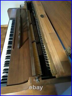 Sohmer Piano And Original Storage Bench