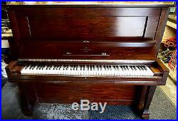 Steinway 50 Upright Piano