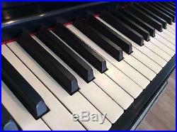 Steinway 50's Modern Console Upright Piano 42' Satin Ebony