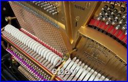 Steinway 54 Upright Piano Picarzo Pianos Ebony Upright I Model VIDEOS K