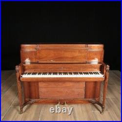 Steinway Art Deco Studio Piano