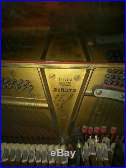 Steinway Duo Art Pianola, player piano, reproducing piano