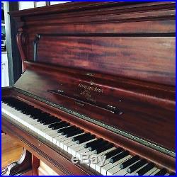 Steinway Model K Vertegrand Piano Upright