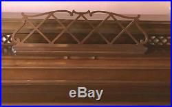 Steinway Piano Console Model 100 1967 Beautiful Dallas, TX Local Pick-Up