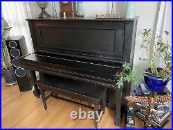 Steinway Piano K52 or KX Upright Grand 1921