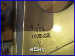 Steinway & Sons Model I 53 Upright Grand