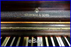 Steinway & Sons Model V