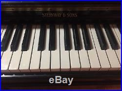 Steinway Upright Model 45