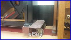 Steinway Upright Piano #215xxx
