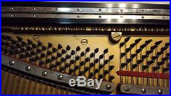 Steinway Vertegrand Upright Piano Mfg. 1914