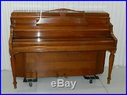 Steinway and Sons DD 306 Console Piano