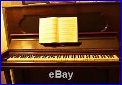 Steinway piano RARE