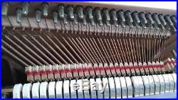 Steinway upright piano model 1098