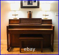 Story & Clark Upright Piano