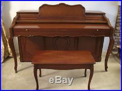 USED Acrosonic Piano built by Baldwin