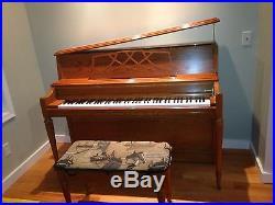 Upright Baldwin Piano