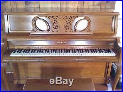 Upright Baldwin Piano Limited Hamilton Edition