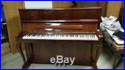 Used 45 Petrof Upright Piano