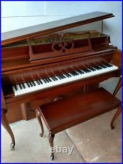 Used Kohler & Campbell Console Piano
