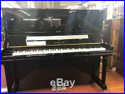 Used Yamaha U3 Upright Piano