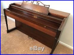 Vintage Baldwin Acrosonic Upright Piano Recently Tuned