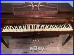 Vintage Baldwin Acrosonic upright piano