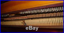 Vintage EVERETT Console Upright Piano