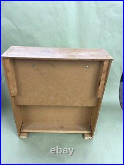 Vintage JAYMAR Toy Upright Wood Piano 25 Working Keys JT 2641 1950s