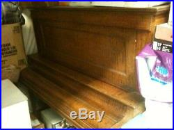 Vintage Story and Clark Upright Piano