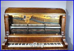 Vintage, Tryber & Sweetland upright piano in beautiful condition, pick-up only