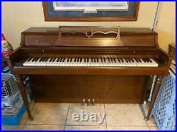 Vintage Wurlitzer Piano