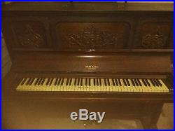 W. W. Kimball Upright Piano Good Condition