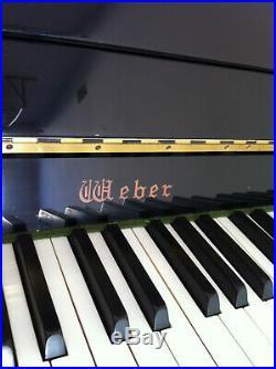 Weber upright piano