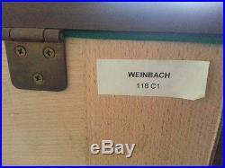 Weinbach / Petrof Demi Upright Walnut Glossy Perfect Condition