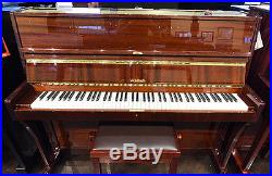 Weinbach console piano Mahogany Los Angeles 264355