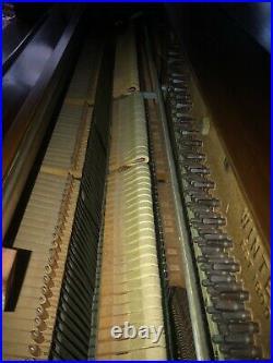 Winter & Company Piano (upright / vertical)