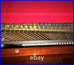 Wurlitzer Console Piano by Samick-EXCELLENT CONDITION! PRICE REDUCED